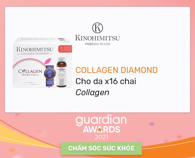 Collagen Diamond cho da x16 chai