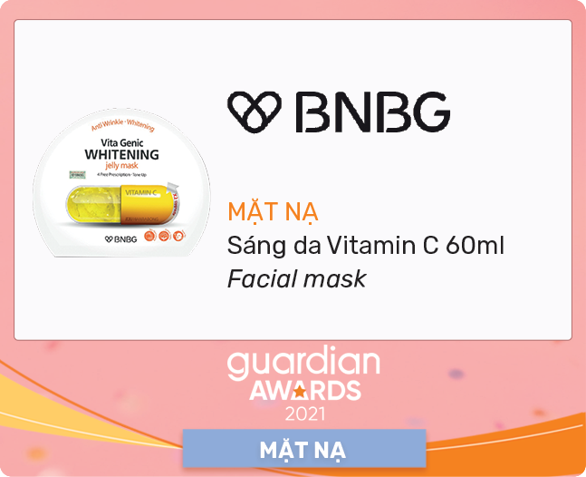 Mặt nạ sáng da vitamin C 60ml