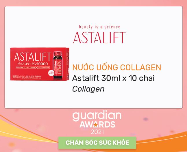 Nước uống Collagen Astalift 30ml x10 chai