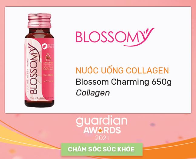Nước uống Collagen Blossom Charming 650g