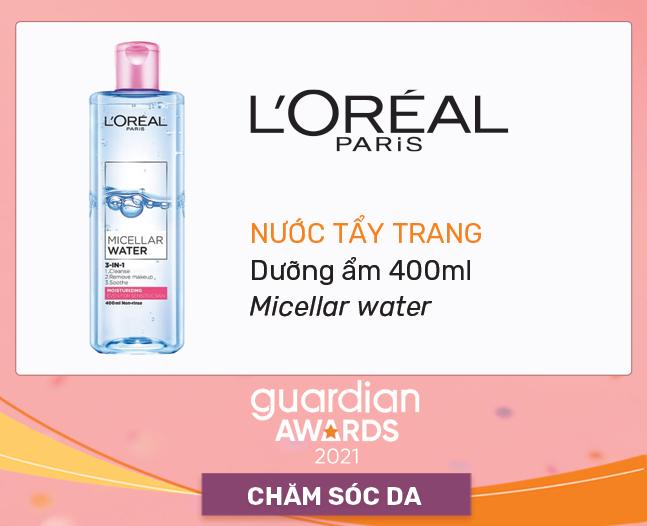 Nước tẩy trang dưỡng ẩm 400ml