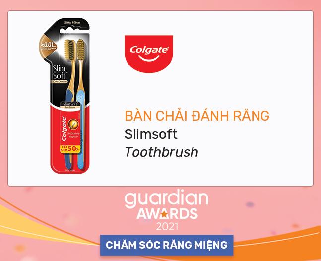 Bản chải đánh răng Slimsoft